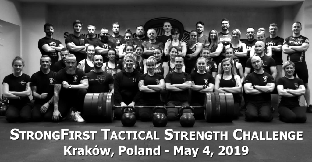 tactical strength challenge kraków